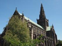 De kathedraalkerk van Glasgow stock afbeelding