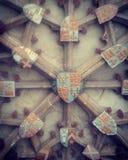 De Kathedraalwapens van Canterbury Royalty-vrije Stock Afbeelding