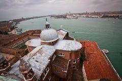 De kathedralen van Venetië Royalty-vrije Stock Foto