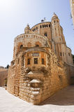 De katholieke kathedraal van Jeruzalem Royalty-vrije Stock Foto's