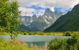 De Kaukasus Stock Foto's
