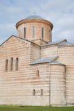 De Kaukasus. Abchazië (Abhazia). De herfst. Pitsunda royalty-vrije stock afbeeldingen