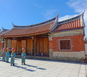 De Keizeracademie van Fongyi in Taiwan Royalty-vrije Stock Foto's
