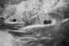 De kelders van de hellingswijn Stock Afbeelding