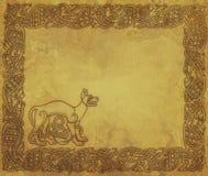 De Keltische Hond vector illustratie
