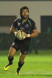 De Keltische Liga van het rugby; Benetton versus Connacht Royalty-vrije Stock Foto's