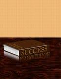De Kennis van het succes stock illustratie