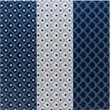 De keramische tegels van het waterpatroon Stock Foto's