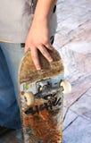 De kerel van de schaatser Royalty-vrije Stock Foto