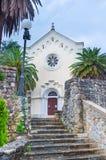 De kerk Stock Foto