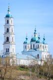 De kerk Stock Afbeeldingen