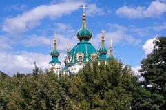 De kerk Stock Afbeelding