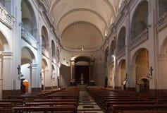 De Kerk Barcelona van Betlem stock foto's