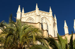 De Kerk Benissa van San Pedro Stock Afbeeldingen