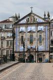 De Kerk Congregados van heilige Anthony in Porto Stock Fotografie