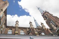De kerk in Delft Royalty-vrije Stock Fotografie