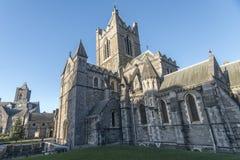 De Kerk Dublin van Christus Royalty-vrije Stock Foto's