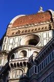 De Kerk Duomo Santa Maria del Fiore van de Kathedraal van de renaissance in Florence Royalty-vrije Stock Foto