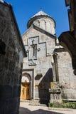 De Kerk Dwarsdeur van het Haghartsinklooster stock foto's