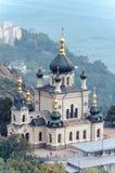 De kerk Foros Stock Afbeelding