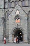 De kerk roept royalty-vrije stock afbeelding