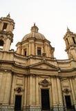 De kerk in Rome Stock Afbeelding