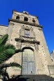 De kerk Santa Maria van Regalbuto Royalty-vrije Stock Fotografie