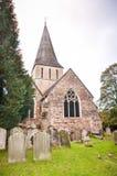 De Kerk Surrey Engeland van het Sheredorp Royalty-vrije Stock Fotografie