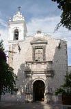 De Kerk Tepoztlan van Natividad Stock Fotografie