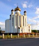 De kerk van alle Heiligen lida wit-rusland Royalty-vrije Stock Foto