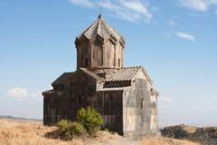 De kerk van Amberd Royalty-vrije Stock Fotografie