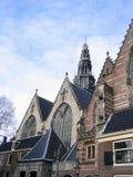 De Kerk van Amsterdam Stock Foto's