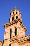De kerk van Angangeo Royalty-vrije Stock Afbeeldingen
