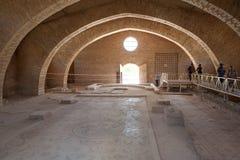 De kerk van de apostel in Madaba Royalty-vrije Stock Afbeeldingen