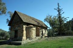 De kerk van Asinou royalty-vrije stock afbeeldingen