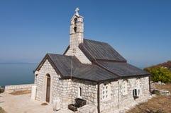 De kerk van Beska Royalty-vrije Stock Foto