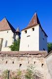 De Kerk van Biertan Stock Foto's