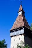 De Kerk van Biertan Royalty-vrije Stock Foto's