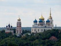 De Kerk van Bolkhov Stock Foto's