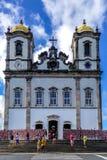 De Kerk van Bonfim Royalty-vrije Stock Foto