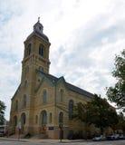 De Kerk van Chicago Stock Afbeeldingen