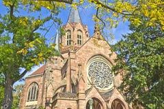De Kerk van Christus Stock Afbeelding