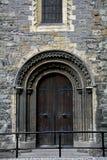 De Kerk van Christus, Dublin, Ierland stock foto