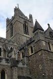 De Kerk van Christus, Dublin, Ierland royalty-vrije stock foto