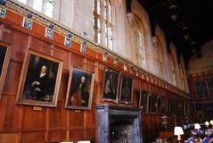 De Kerk van Christus, Oxford stock afbeelding