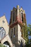 De Kerk van Cleveland Royalty-vrije Stock Afbeeldingen