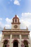 De Kerk van Cruz van de kerstman Royalty-vrije Stock Fotografie
