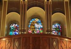 De Kerk van de Aankondiging stock foto