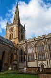 De Kerk van de drievuldigheid stock afbeelding