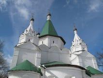 De Kerk van de drievuldigheid Royalty-vrije Stock Fotografie
